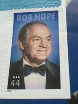 BOB HOPE single 44 cent stamp in Fort Benning, Georgia