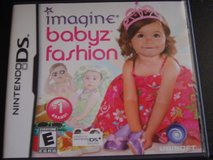DS Imagine Babyz Fashion game great shape in Fort Riley, Kansas